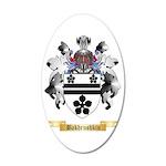 Bakhrushkin 35x21 Oval Wall Decal