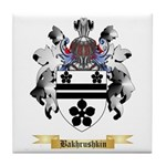 Bakhrushkin Tile Coaster