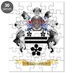 Bakhrushkin Puzzle