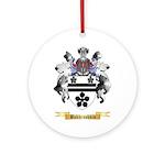 Bakhrushkin Ornament (Round)