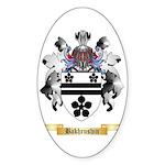 Bakhrushin Sticker (Oval)