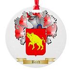 Baird Round Ornament