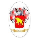 Baird Sticker (Oval)
