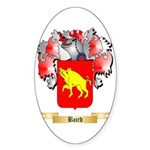 Baird Sticker (Oval 50 pk)