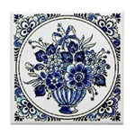 Dutch Blue Tile Coaster