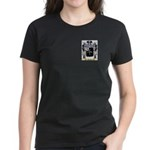 Bains Women's Dark T-Shirt