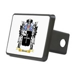 Baines Rectangular Hitch Cover