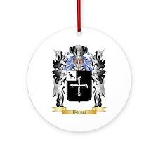 Baines Ornament (Round)