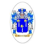 Bainbridge Sticker (Oval)
