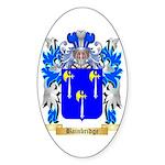 Bainbridge Sticker (Oval 50 pk)