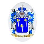 Bainbridge Ornament (Oval)