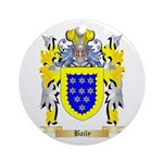 Baily Ornament (Round)