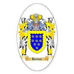 Bailone Sticker (Oval 10 pk)