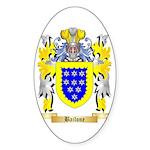 Bailone Sticker (Oval 50 pk)