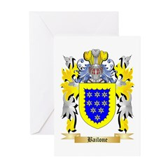 Bailone Greeting Cards (Pk of 10)