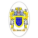 Bailo Sticker (Oval 50 pk)
