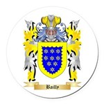 Bailly Round Car Magnet