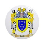 Bailly Ornament (Round)