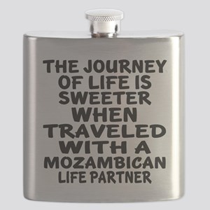 Traveled With Mozambican Life Partner Flask