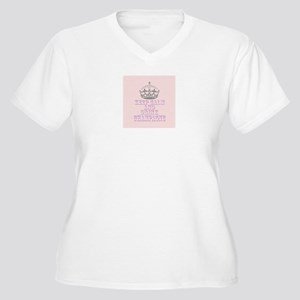 Keep Calm- Drink Champagne Plus Size T-Shirt