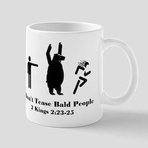 Elisha sends the bear Mug