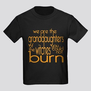 Granddaughters Kids Dark T-Shirt