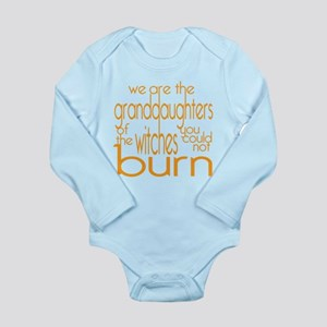 Granddaughters Long Sleeve Infant Bodysuit