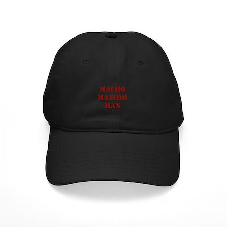Macho Matzoh Man Baseball Hat