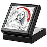 Alice Nouveau Keepsake Box