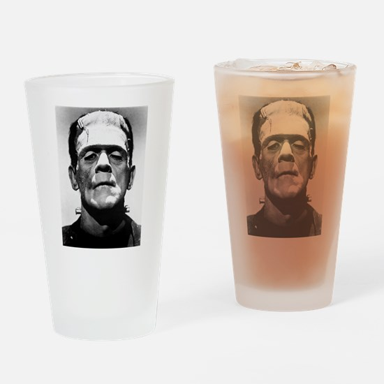 The Monster Drinking Glass