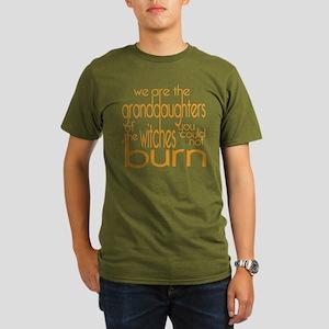 Granddaughters Organic Men's T-Shirt (dark)