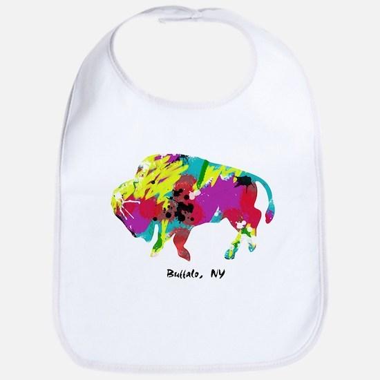 Artsy Buffalo Bib