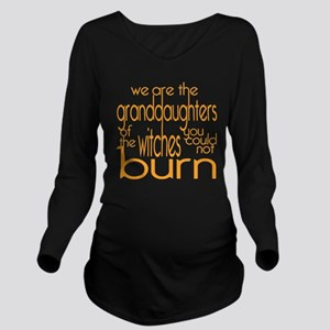 Granddaughters Long Sleeve Maternity T-Shirt