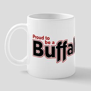 Proud to be a Buffalonian Mug