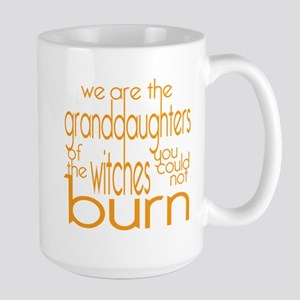 Granddaughters Large Mug