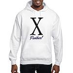 Panther fur Hooded Sweatshirt