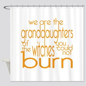 Granddaughters Shower Curtain