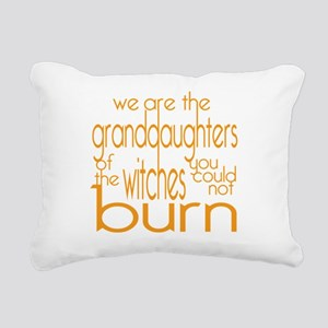 Granddaughters Rectangular Canvas Pillow