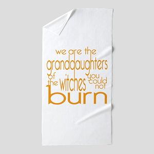 Granddaughters Beach Towel