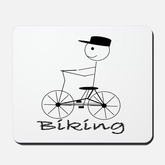 Bike / Biking Mousepad