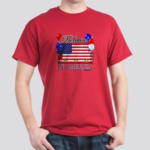 Believe in America Dark T-Shirt