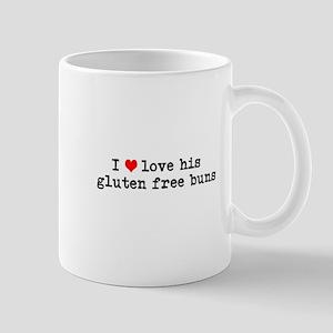 I love his gluten free buns Mug
