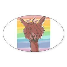 Alpaca Luv 4 Sticker