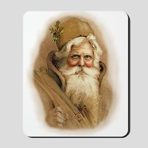 Old World Santa Mousepad