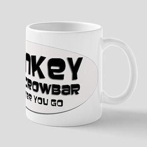 The Futher You Go Mug