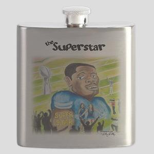 The Superstar Flask