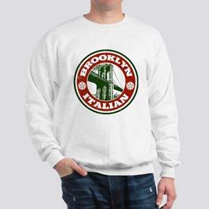 Brooklyn New York Italian Sweatshirt