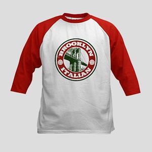 Brooklyn New York Italian Baseball Jersey