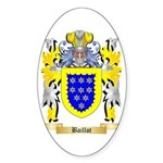 Baillot Sticker (Oval)