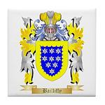 Bailliffy Tile Coaster